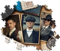 Clementoni 39557 Peaky Blinders 1000 Pieces Brief Case Jigsaw Puzzle